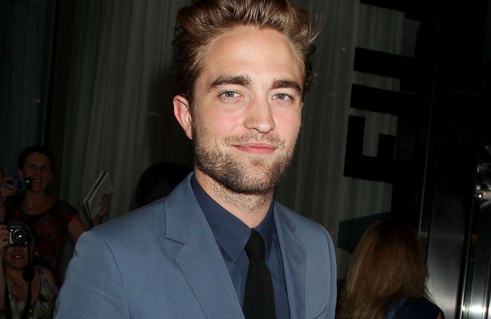 Robert Pattinson aurait voulu être gay dans Twilight (Vidéo)