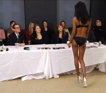 Victoria's Secret : L'impitoyable casting pour devenir un Ange (Vidéo)