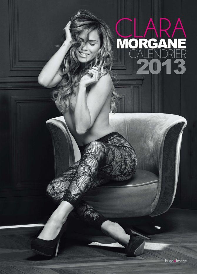 Clara Morgane Calendrier 2013 couverture