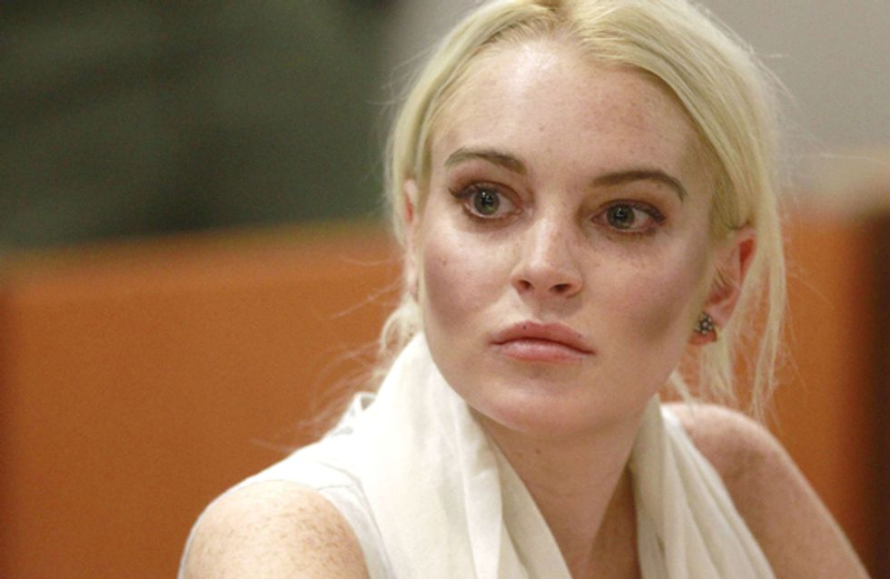 Lindsay Lohan : Persécutée par la police ?
