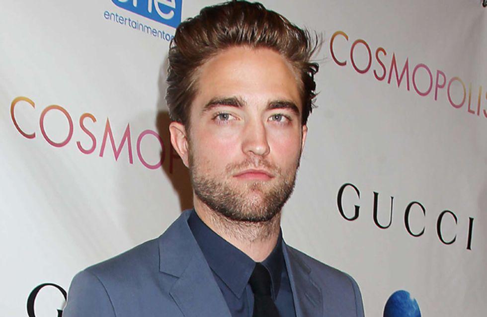 Robert Pattinson parle de ses fesses