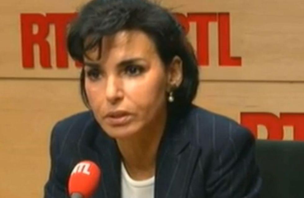 """Rachida Dati porte plainte contre FOG et ses """"soi-disant journalistes"""" (Vidéo)"""