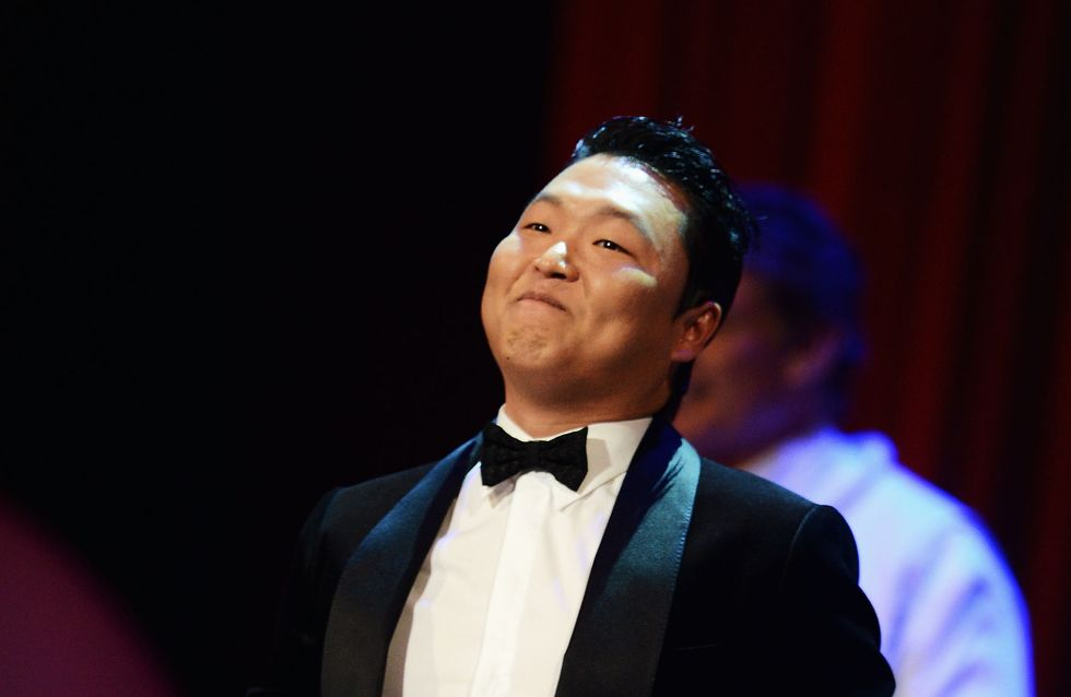 Gangnam Style : Psy, meilleur clip aux MTV Europe Music Awards