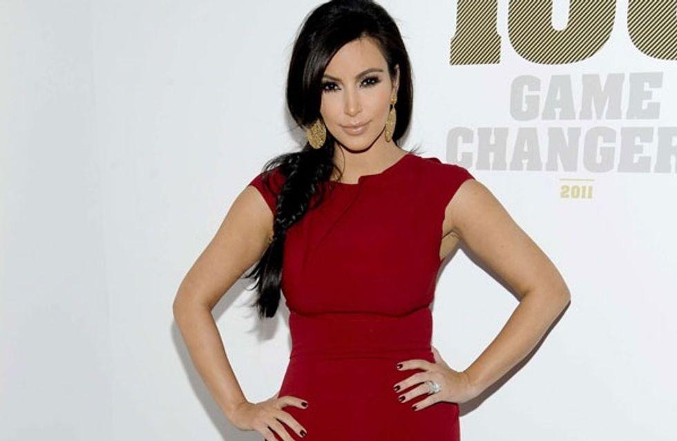 Kim Kardashian : Elle mange une glace et s'en va sans payer