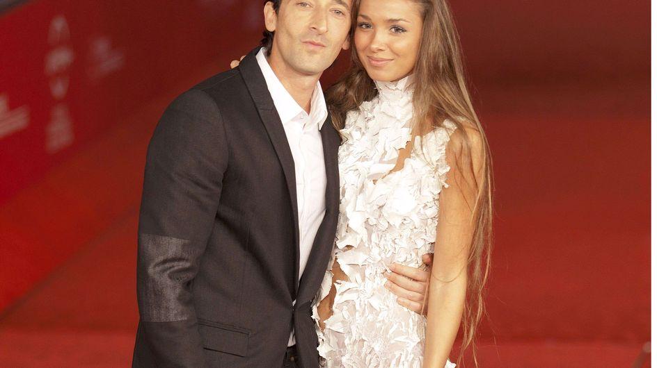 Adrien Brody officialise sa liaison avec Lara Lieto