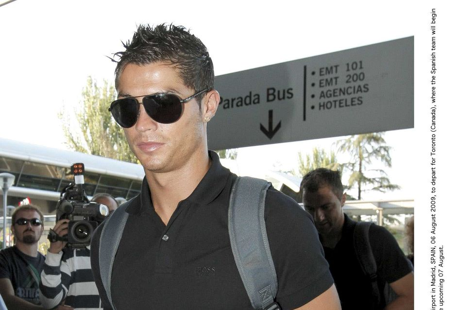 Cristiano Ronaldo : Il est amoureux !