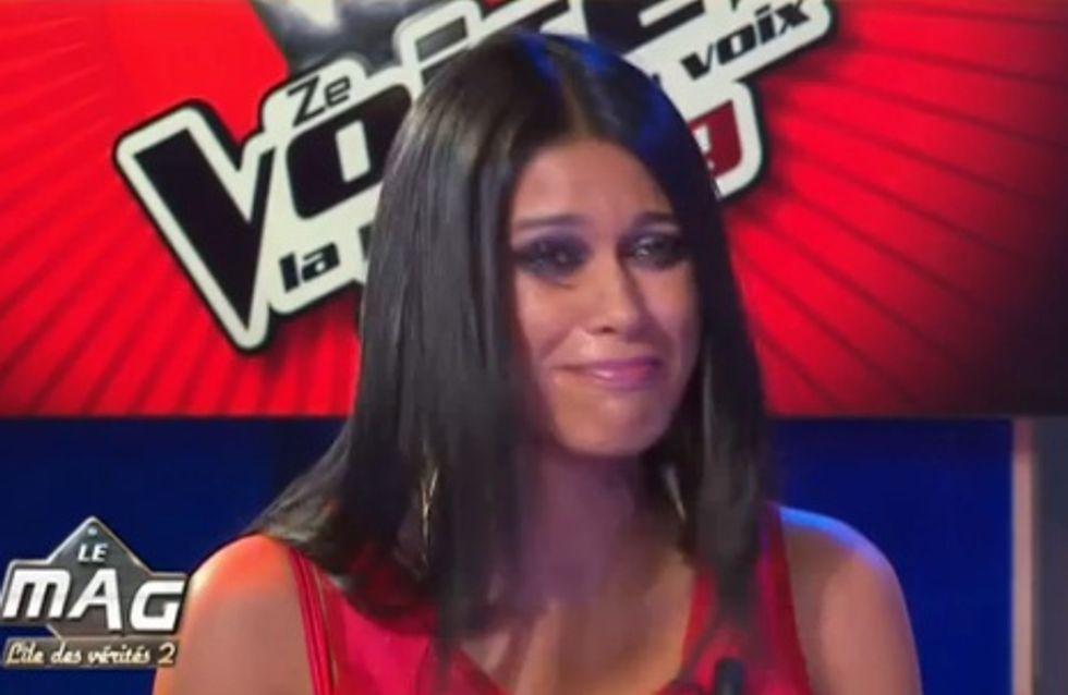 Ayem : Elle parodie The Voice et se moque de Jenifer (Vidéo)