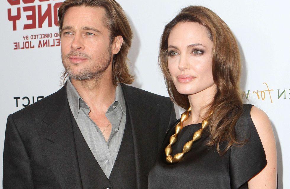 Brad Pitt et Angelina Jolie : Leurs enfants sont mal élevés !