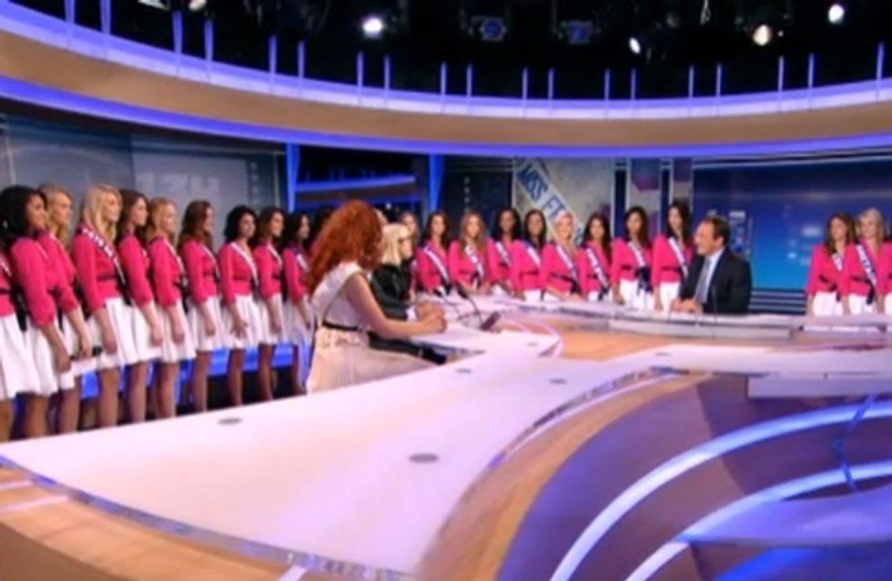 Miss France 2013 : Découvrez les 33 candidates ! (Vidéo)