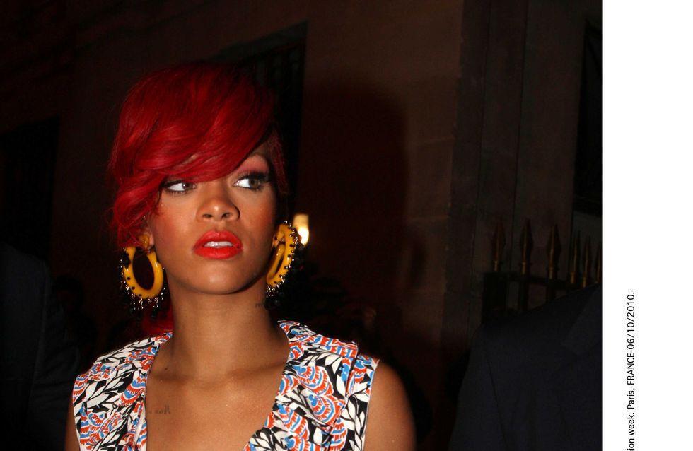 Rihanna : Découvrez sa sœur jumelle... (Photos)
