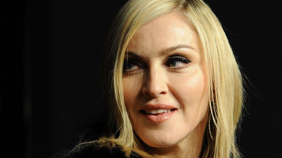 Madonna : Toute nue pour de l'argent