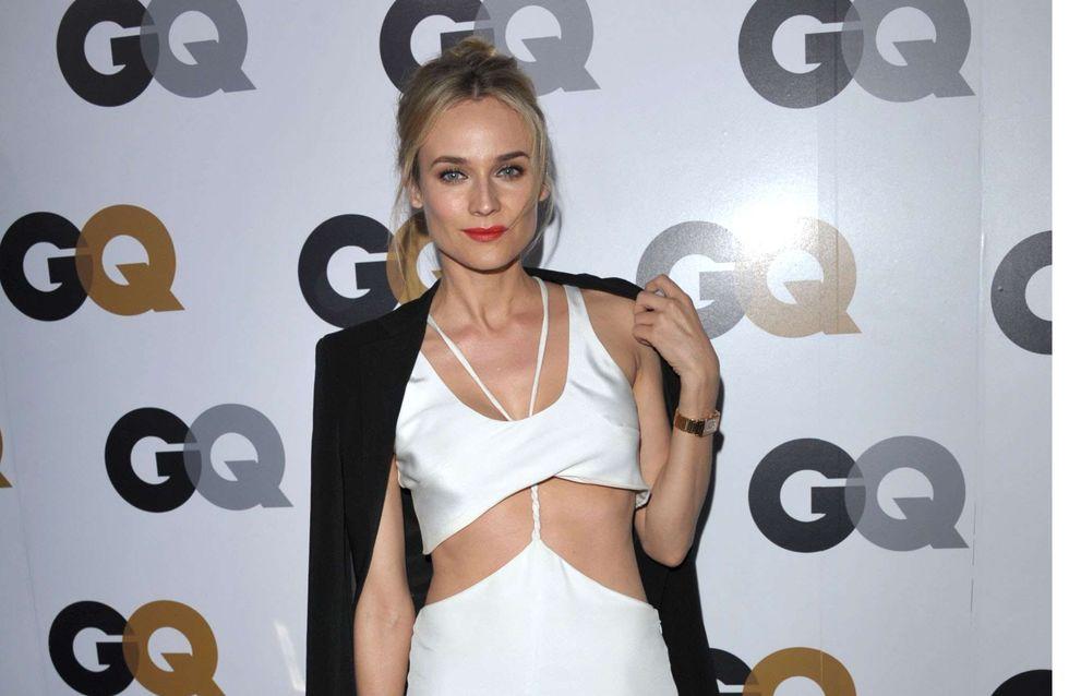 Diane Kruger : On est fans de sa robe pour la soirée GQ