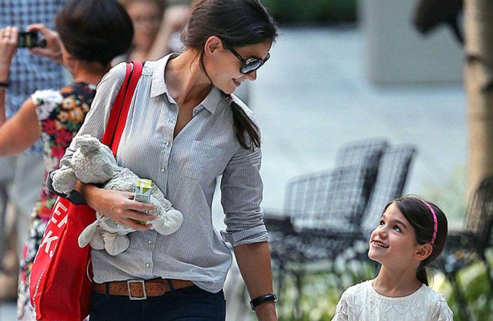 Katie Holmes : Une petite soeur pour Suri Cruise ?