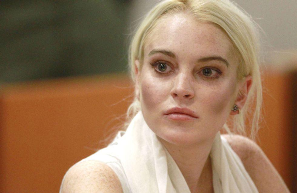 Lindsay Lohan : Son père fait un test de paternité à la télé