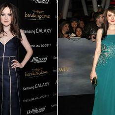 Dakota Fanning : Son marathon de looks ratés aux premières de Twilight