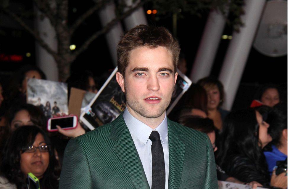 Robert Pattinson : Accro aux sextos
