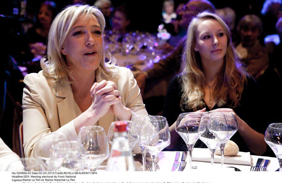 Marine Le Pen : Elle se lâche en boîte de nuit