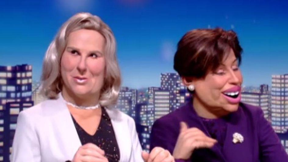 Laurence Ferrari : Elle rejoint les Guignols de l'Info (Vidéo)
