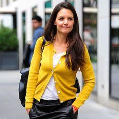Katie Holmes : Elle veut retourner dans la série Dawson