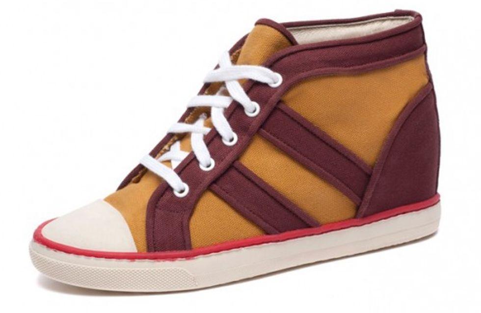 Isabel Marant : Ses nouvelles sneakers version été ! (Photos)