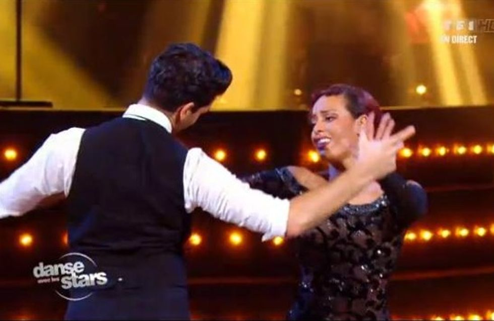 Danse avec les stars : Amel Bent rend hommage à la Môme (Vidéo)