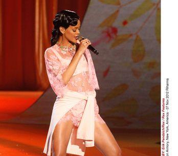 Rihanna : Son concert époustouflant à Paris (Vidéo)