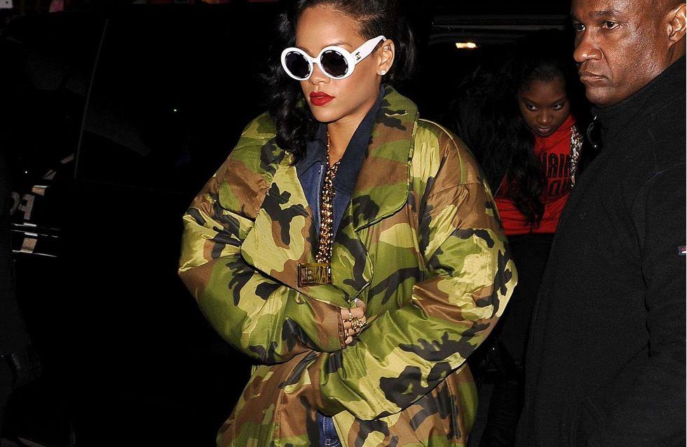 Rihanna ruinée par son 777 Tour