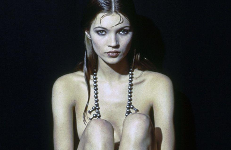 Kate Moss : Son tatouage vaut des millions de dollars