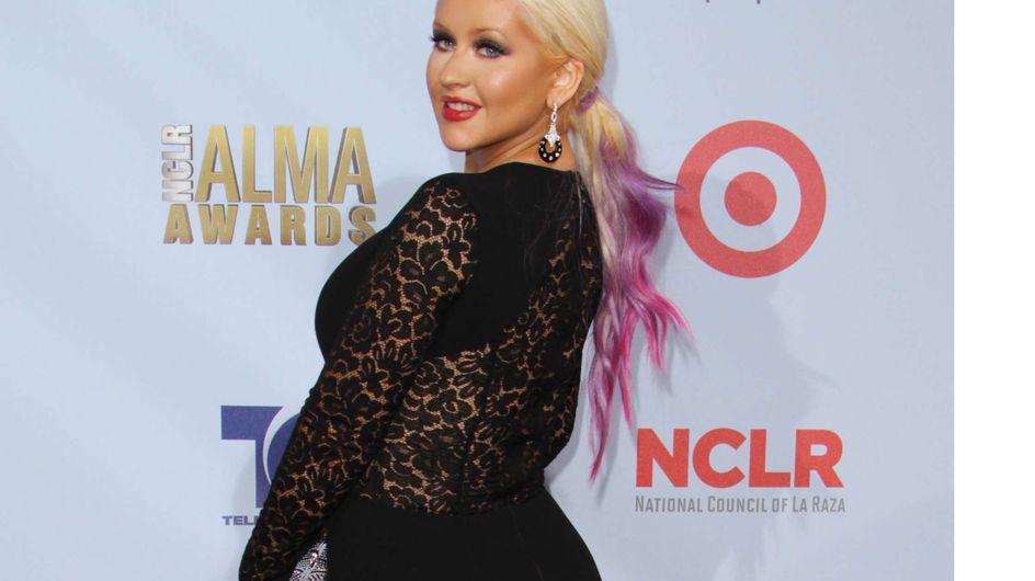 "Christina Aguilera : Elle assume ses ""grosses fesses"" !"