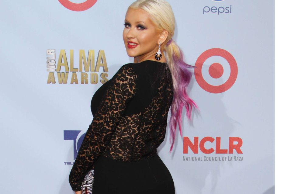 Christina Aguilera : Elle assume ses grosses fesses !