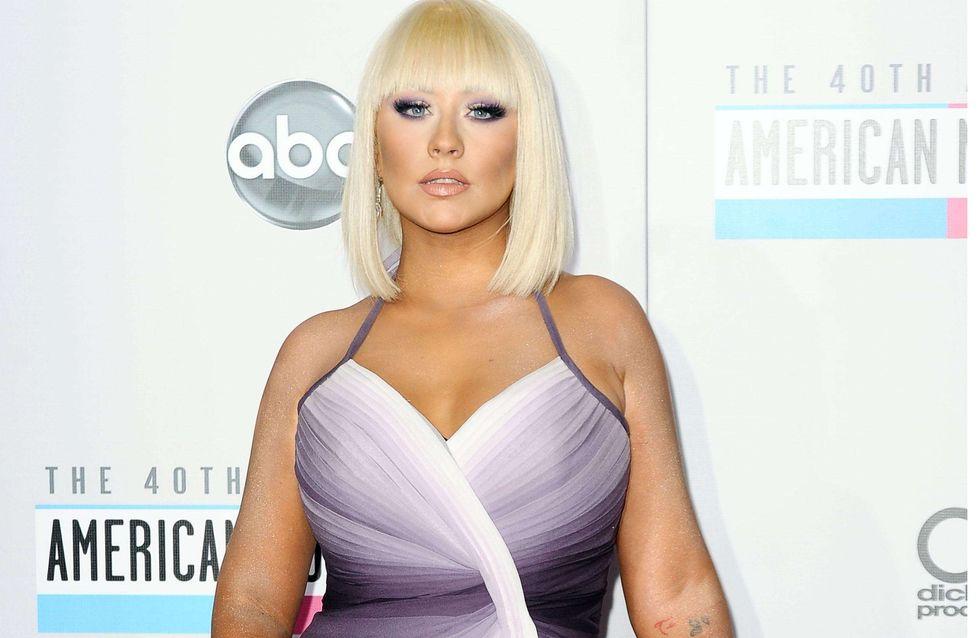 Christina Aguilera : C'est quoi ce look ? (Photo)