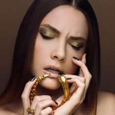 Solweig Rediger-Lizlow : L'ex miss météo lance sa ligne de bijoux (Photos)