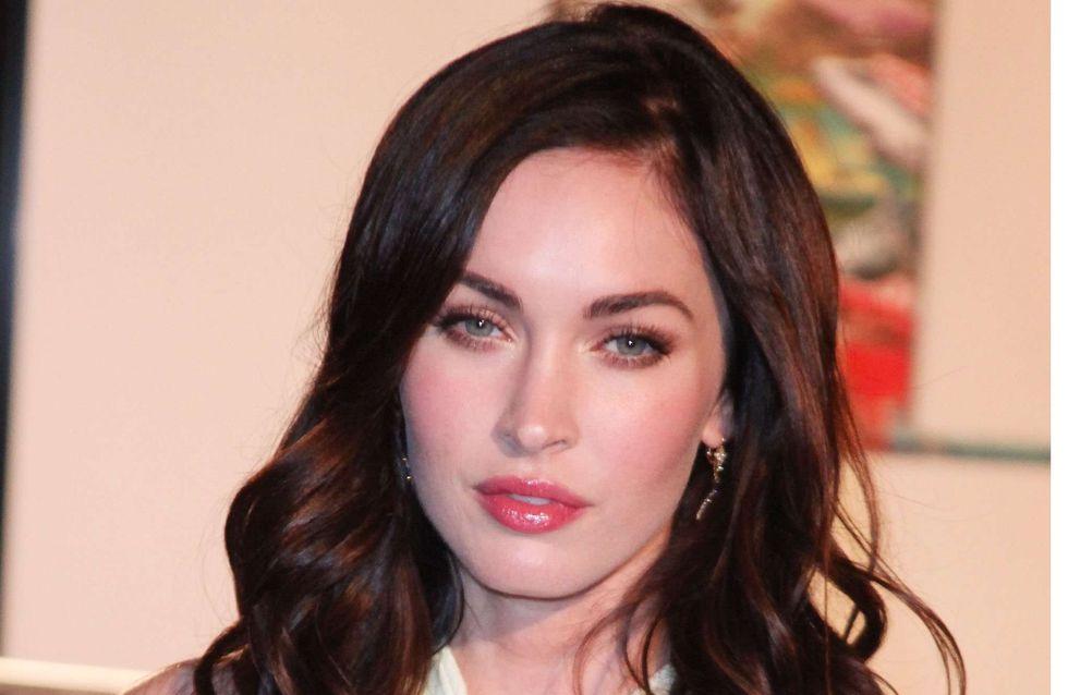 Megan Fox : Elle a déjà retrouvé la ligne