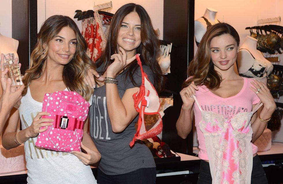 Victoria's Secret : Apparition surprise des Anges à New York ! (Photos)