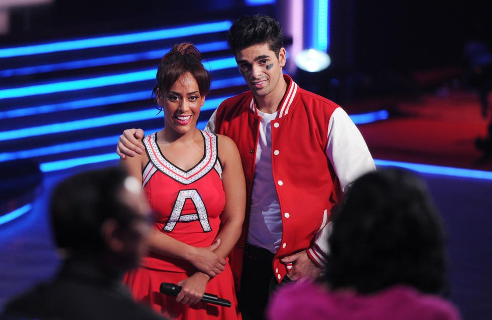 Amel Bent (DALS) : Son danseur lui fait une déclaration en chanson (Vidéo)