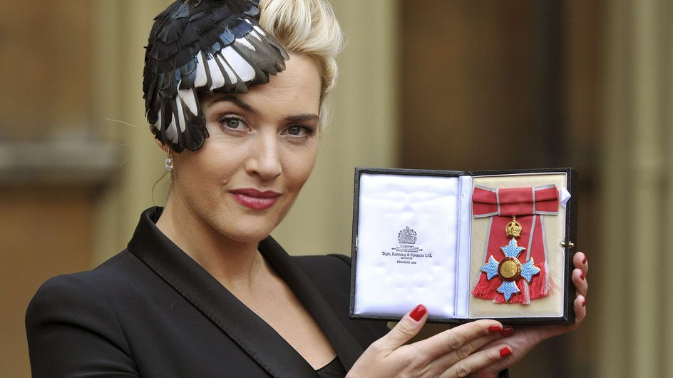 Kate Winslet : Un look british, chic et glamour (Photos)