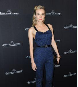 Diane Kruger : Égérie de charme pour Jaeger-Lecoultre (Photos)