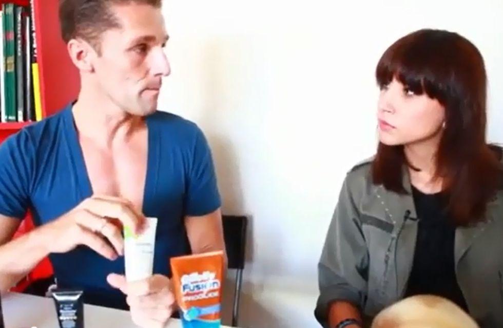 Beauté homme : Un expert nous conseille dans La beauté selon Caro ! (Vidéo)