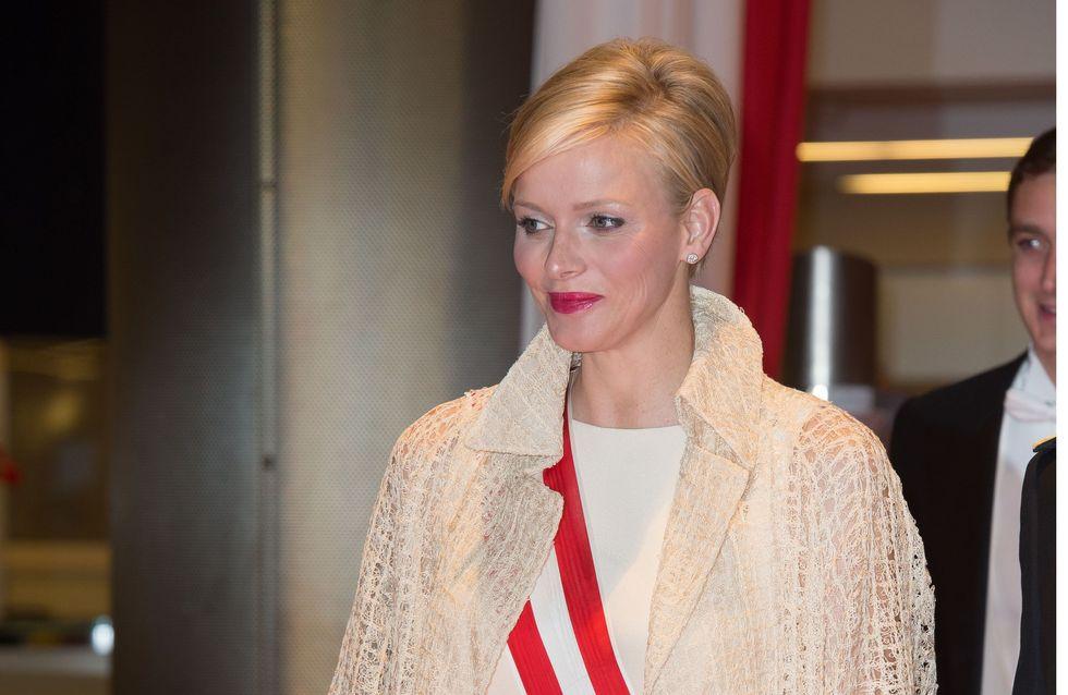 Charlène de Monaco : Charme et élégance pour la fête nationale (Photos)