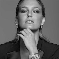 Bar Refaeli : Sensuelle pour les montres Piaget (Photos)