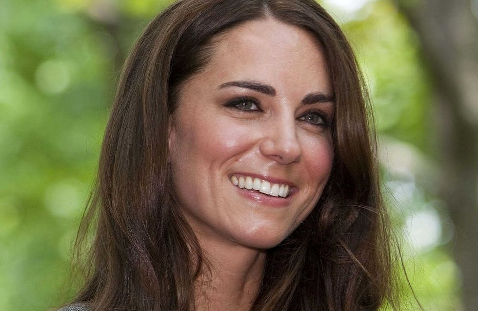 Kate Middleton se lance dans la photographie
