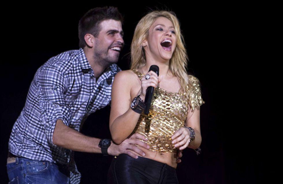 Shakira, enceinte, attaquée par son ex