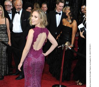 Scarlett Johansson : 28 ans de looks ! (Photos)