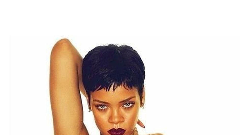 Rihanna : Une photo seins nus qui fait le buzz... (Photos)