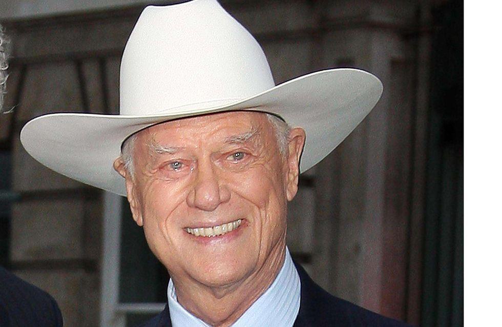 Larry Hagman, l'interprète de JR Ewing est mort