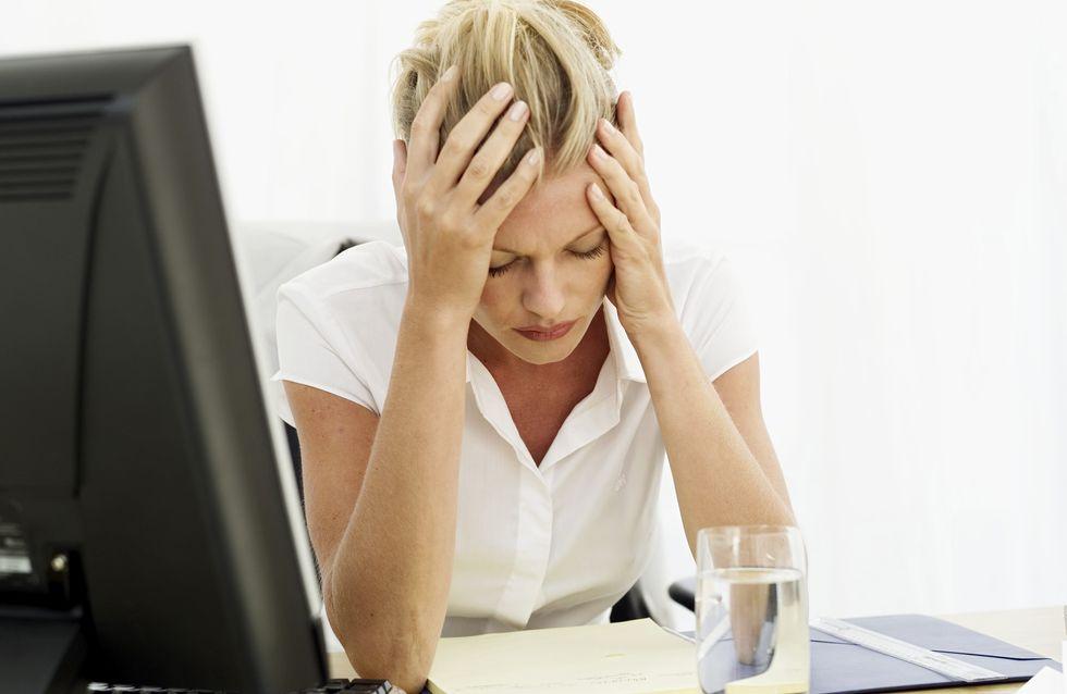 Etre malheureux au travail est dangereux pour la santé