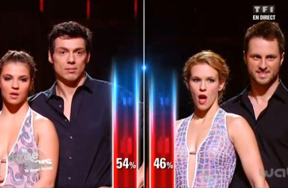Danse avec les stars : L'élimination de Lorie contestée (Vidéo)