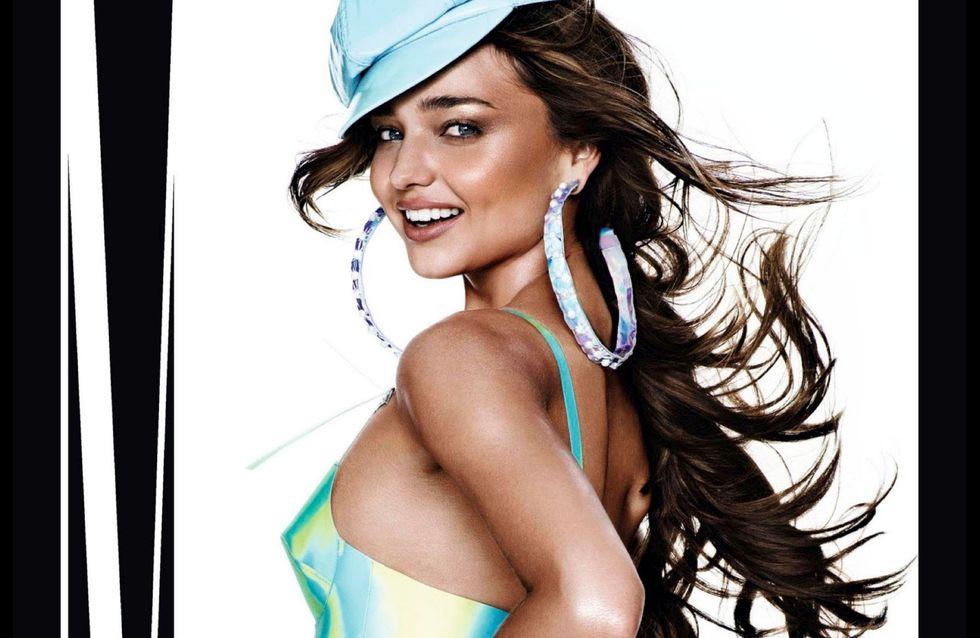 Miranda Kerr : Elle montre ses fesses dans le Vogue Espagne ! (Photos)