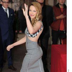 Kylie Minogue : Son look ultra-sexy passé au beautyscope (Vidéo)