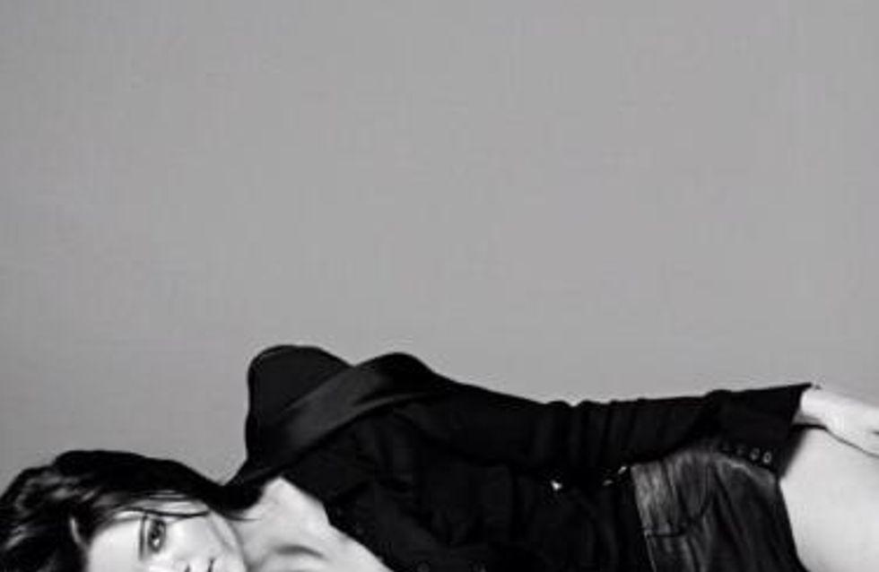 """Kim Kardashian : """"Jalouse"""" de sa sœur Kendall Jenner en couverture de Miss Vogue (Photos)"""